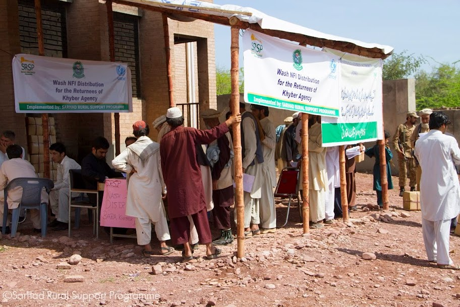 SRSP Supporting IDP's Voluntary Return to Khyber Agency - IMG_3276.JPG