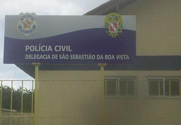 Polícia Civil prende acusado de estuprar menina de 11 anos em São Sebastião da Boa Vista