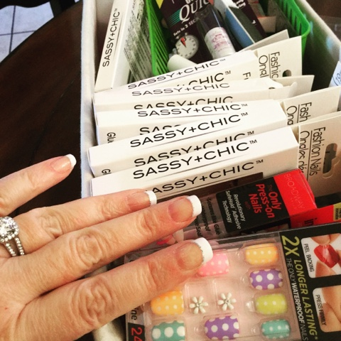 If you do stuff, stuff gets done: Glue on Nails -Pros, Cons, and ...