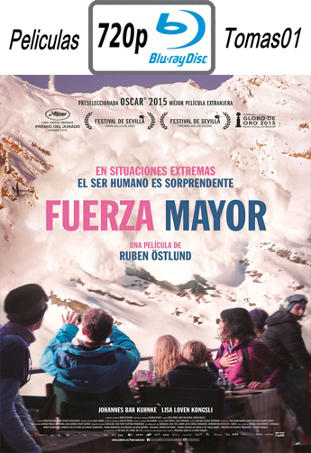 Fuerza Mayor (2014) BDRip m720p