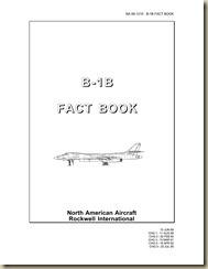 Rockwell B-1B Lancer Factbook