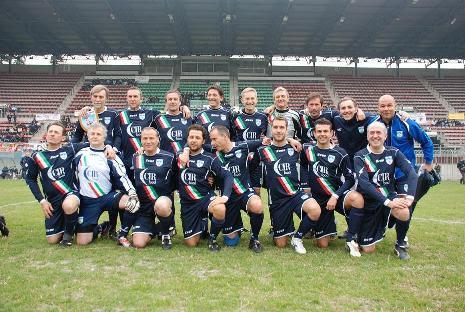 Nazionale Sindaci - A Reggio Emilia vincono le ICS All Stars