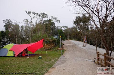 藍天嶺露營區