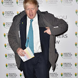 OIC - ENTSIMAGES.COM - Boris Johnson arriving at the  Mayors Fund Halcyon Gallery London 24th November 2015Photo Mobis Photos/OIC 0203 174 1069