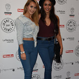 OIC - ENTSIMAGES.COM - Chloe Goodman and Marnie Simpson at the  Jeans for Genes Day 2015 - launch party in London 2nd September 2015 Photo Mobis Photos/OIC 0203 174 1069