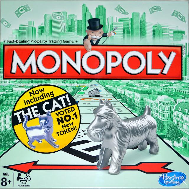 Cờ tỷ phú Monopoly Fast-Dealing - trò chơi trí tuệ thông minh