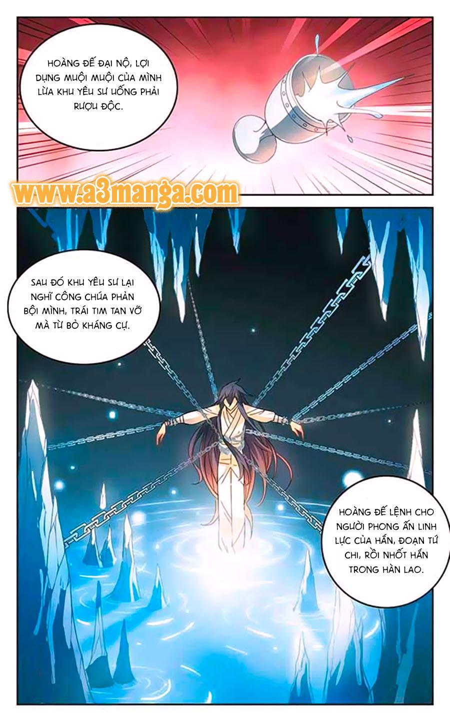 Tô Tịch Kỳ Quái Chap 50 - Trang 11