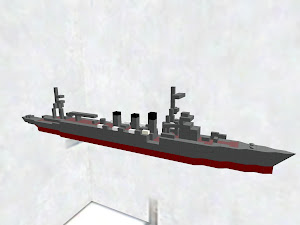 Light cruiser Isuzu