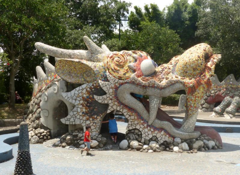 Dragon boat festival à Longtan ( Taoyuan) - dragonboat%2B129.JPG