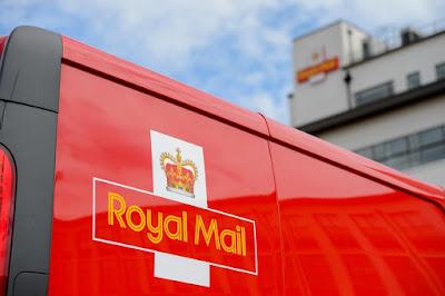 Royal Mail vans vandalised