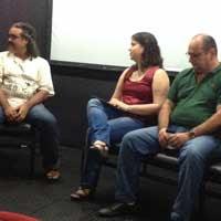 Amanda Aouad no O Cenário Audiovisual Brasileiro - Estação do Drama - 2015
