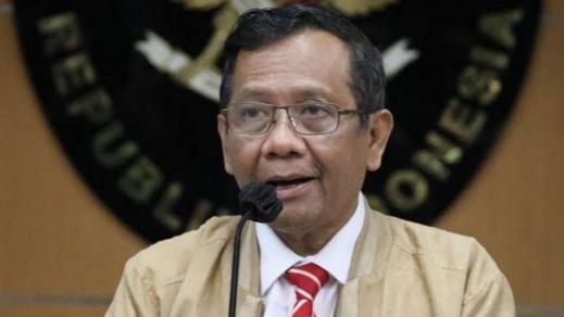 Hoax Medsos Menggila, Mahfud MD Beri Pernyataan Tegas