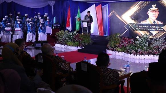 Gubernur: Lulusan Perguruan Tinggi Harus Melek Teknologi Digital