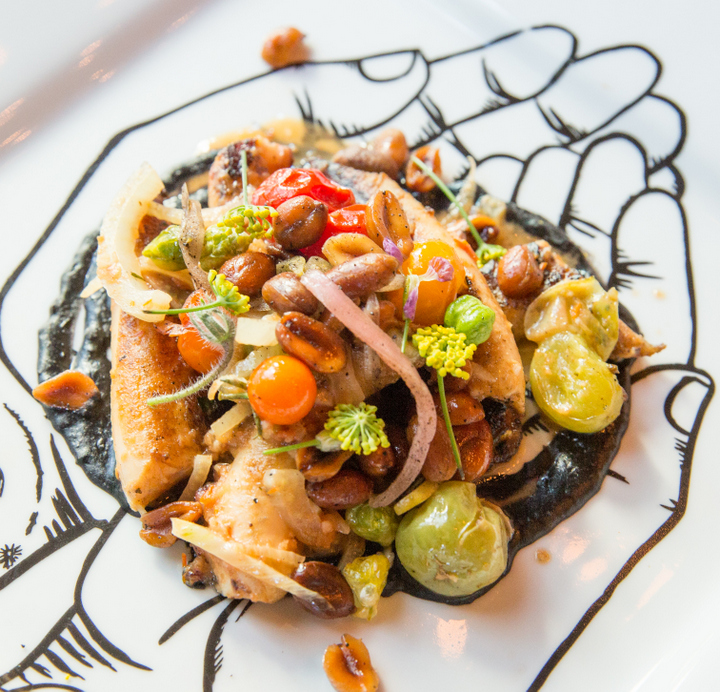 photo of Wood Grilled Octopus from Bracero