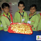 Fireless Cooking Fruit Salad Making (Sr.KG.) 19-2-2018