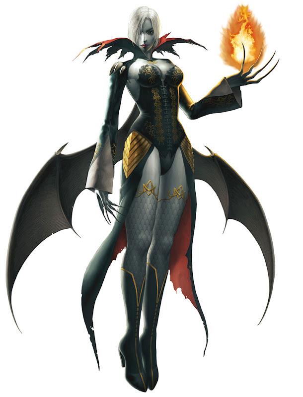L2sd Vampire Female, Vampire Girls 2