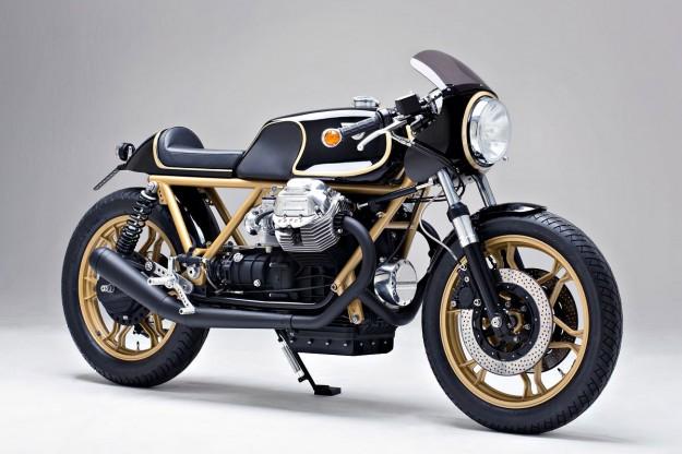Bike Exif Moto Guzzi MOTO GUZZI LE MANS MKIII