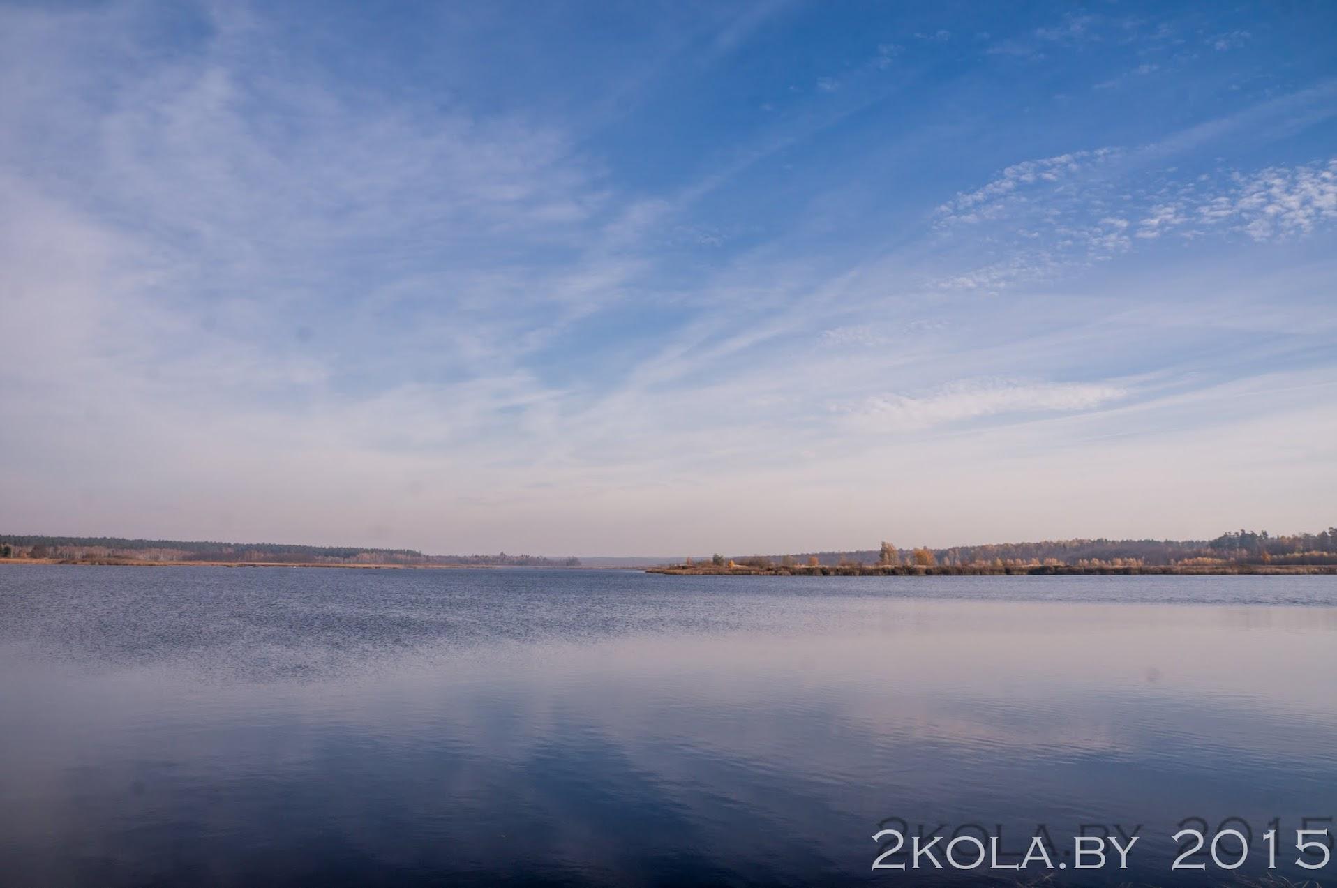 возера Лядское