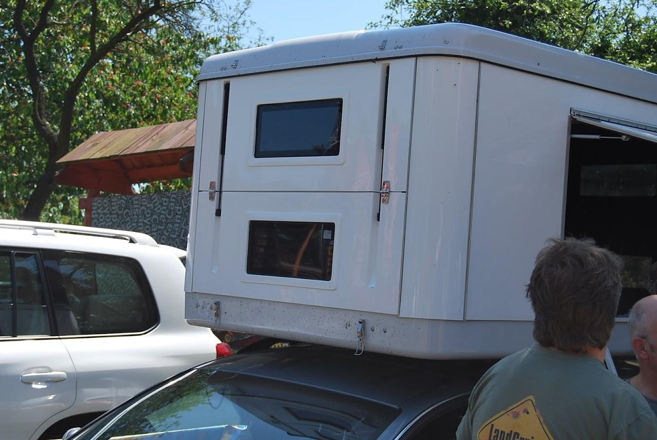 Conseils pour l'achat d'une tente de toit - Page 24