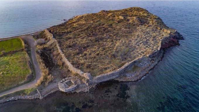 Σημαντικά ευρήματα στην αρχαία Άντισσα στο νησί της Λέσβου