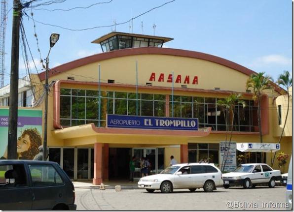 Aeropuertos de Bolivia