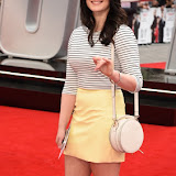 ENTSIMAGES.COM - Kat Shoob at the Spy - UK film premiere Odeon Leicester Square London 27th May 2015 Photo Mobis Photos/OIC 0203 174 1069