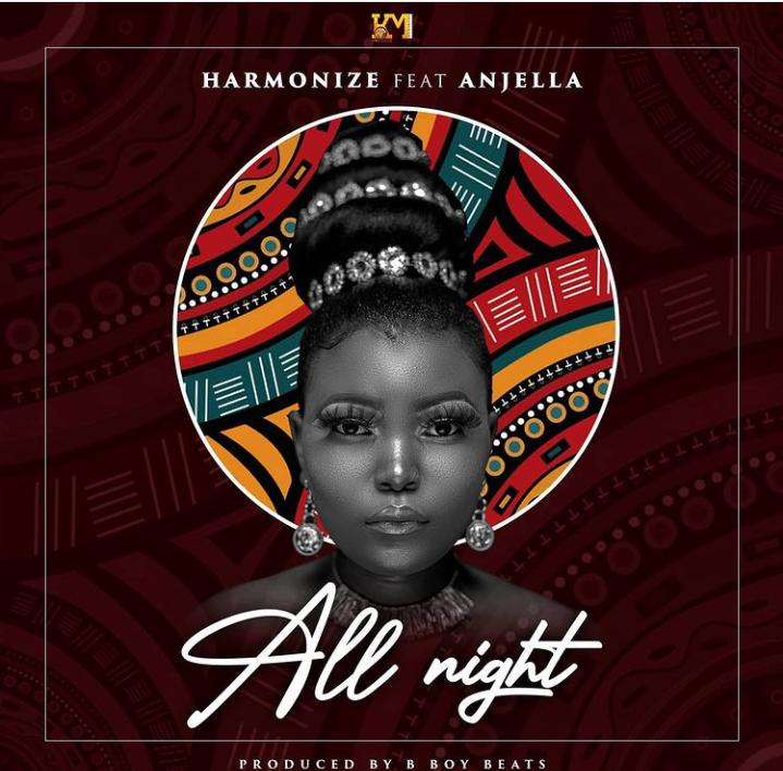 Harmonize ft Angella - All Night