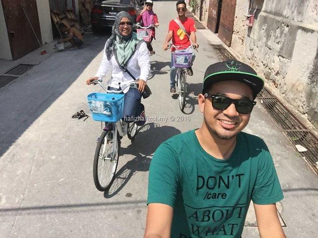 Percutian Ke Penang Day 3-Street Art Penang & Bukit Bendera
