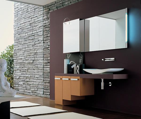 Arredo bagno mobili da bagno bergamo e for Immagini arredamenti moderni