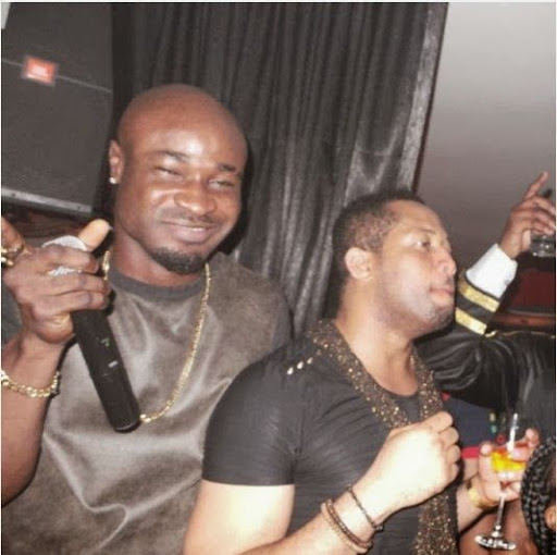 mike ezuruonye's birthday pictures with Harry songs