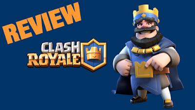 terbaru Supercell yang telah secara resmi rilis Global yaitu Clash Royale Review Clash Royale - Game RTS  Android Terbaik Tahun Ini