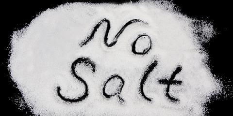program anak perempuan - diet rendah garam