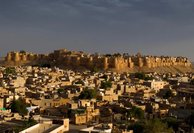 Places to visit in Jaisalmer - Jaisalmer fort in hindi