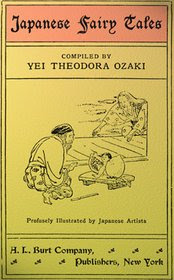 Cover of Yei Theodora Ozaki's Book Japanese Fairy Tales