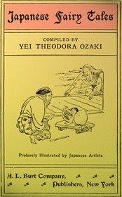 Cover of Yei Theodora Ozaki's Book Japanese Fairy Tales