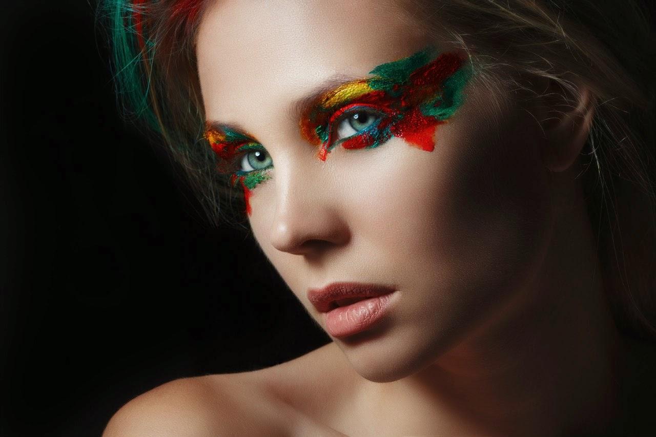 Макияж: Наталья Шик | Фотограф: Максим Востриков | Модель: Елизавета