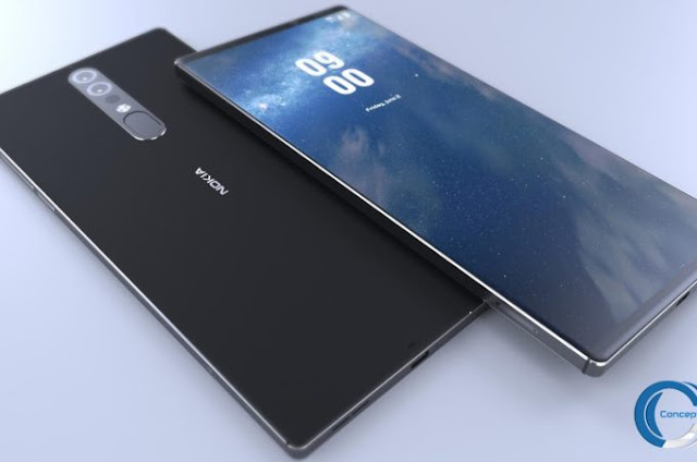Specifications Of The Upcoming Nokia 9 Android Smartphone 1