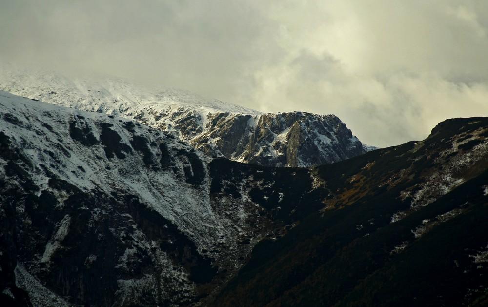 Przełęcz Kondracka i Wielka Turnia