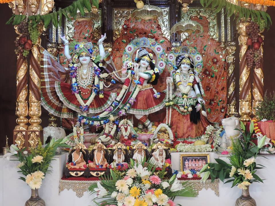 ISKCON Bangalore Deity Darshan 29 May 2016 (11)