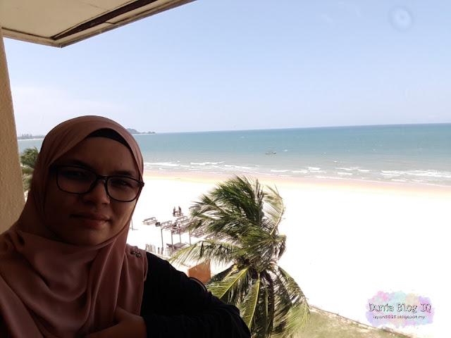 Family Day KBBA9 di Legend Cherating Beach Resort - Day 3