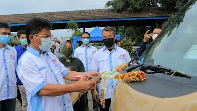 Wakil Walikota Tangerang Resmikan Operasional Si Benteng
