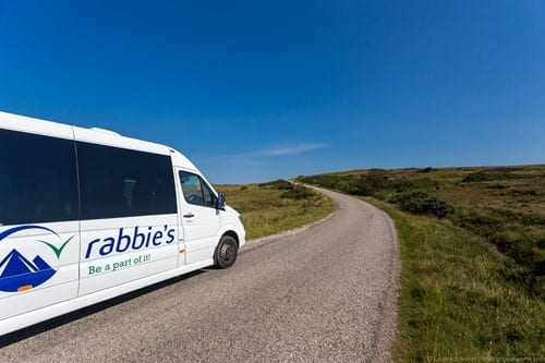 Rabbies bus