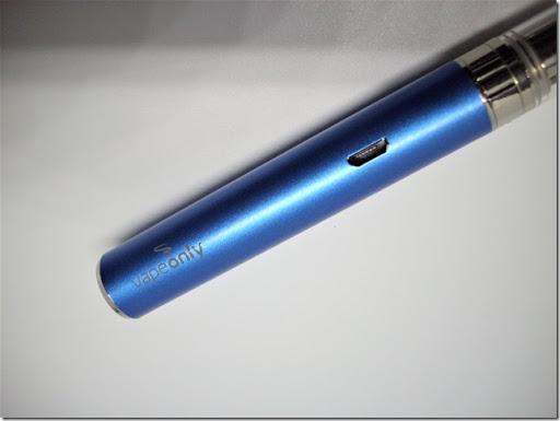 IMGP0367 thumb%255B1%255D - 【スターターキット】VapeOnly Beam(ビーム)レビュー。スリムでコンパクト、誰にでも簡単に使えて、利用シーンを選ばない!初心者から中級・上級者のサブ機として非常オススメ☆【ペンタイプ/MTL/スターターキット】