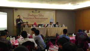 KPU Lampung Kupas Tatacara Pencalonan untuk Pilkada 2020