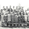 Lewis and Clark First Grade with Mrs. Philips-1950