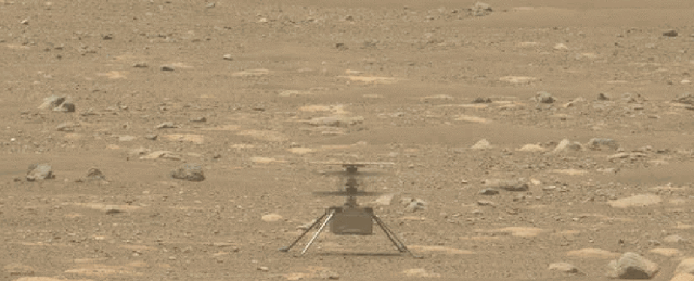NASA's Mars Helicopter Just Passed a Major Milestone, Far Exceeding The Mission's Original Goals