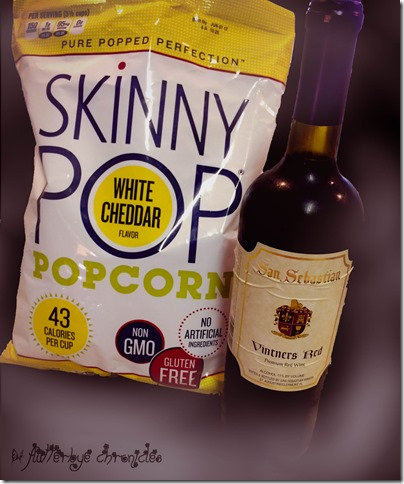Skinny Pop & Wine (flutterbye Chronicles)