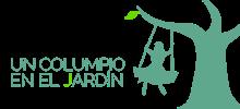 UN COLUMPIO EN EL JARDIN