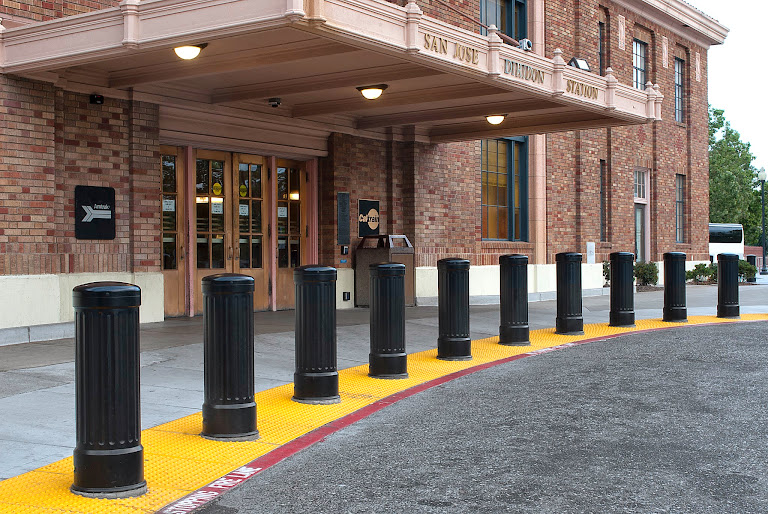 Image result for How Bollards Can Increase Safety and Security