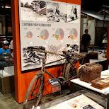 pre-world war artifacts at the edo-tokyo museum in Japan in Tokyo, Tokyo, Japan